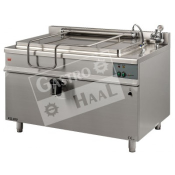 GASTRO-HAAL KG-300 gázüzemű...